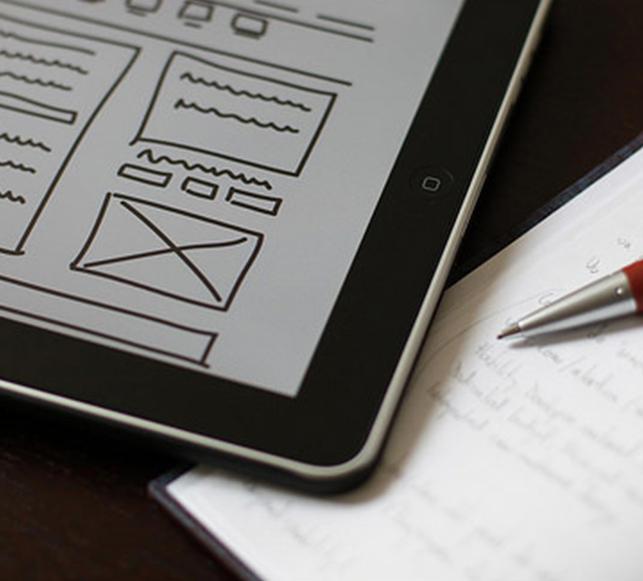 ux / ui design Ergonome pour ocp finance