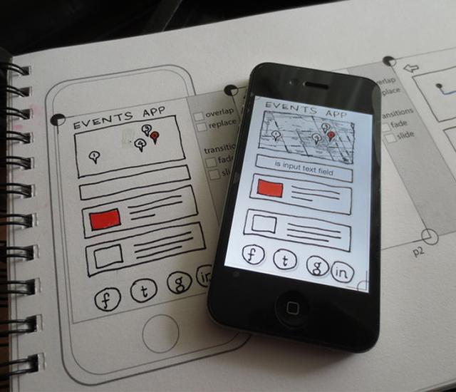 Weekisto application mobile ux design ergonomie