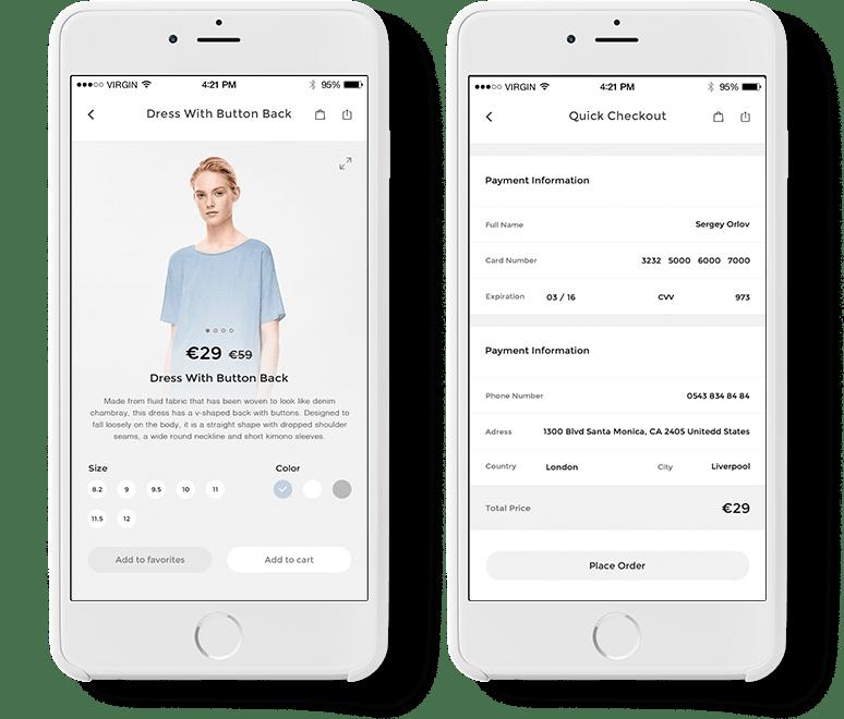 Qulbo Store – online store mobile app