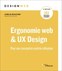 Ergonomie web Amélie Boucher